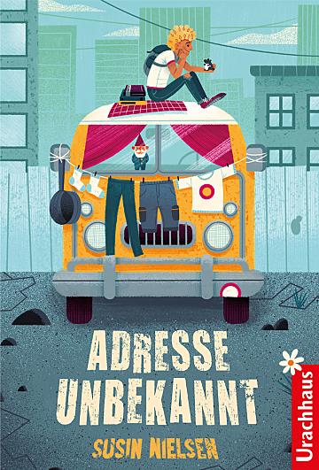 Cover für Adresse unbekannt