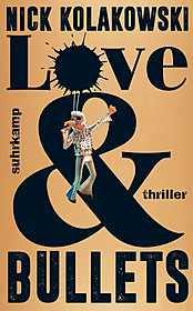 Cover für Love & Bullets
