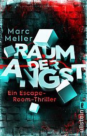 Cover für Raum der Angst-Ein Escape-Room-Thriller