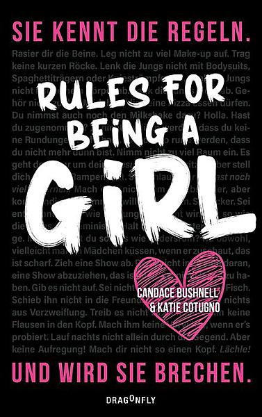 Cover für Rules For Being A Girl