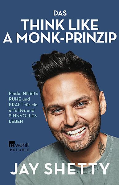 Cover für Das Think Like a Monk-Prinzip