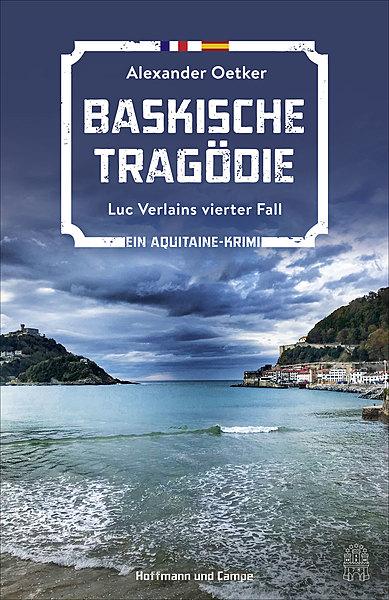 Cover für Baskische Tragödie