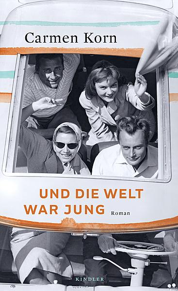 Cover für Und die Welt war jung