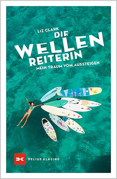 Cover für Die Wellenreiterin