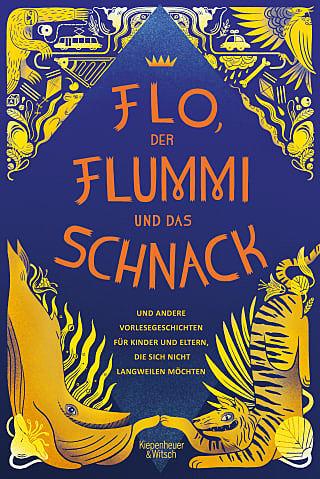 Cover für Flo, der Flummi und das Schnack