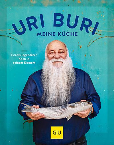 Cover für Uri Buri - Meine Küche