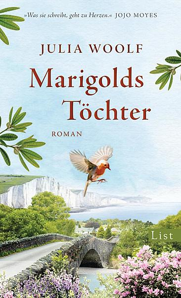 Cover für Marigolds Töchter