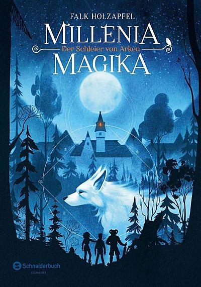 Cover für Millenia Magika - Der Schleier von Arken