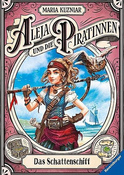 Cover für Aleja und die Piratinnen: Das Schattenschiff