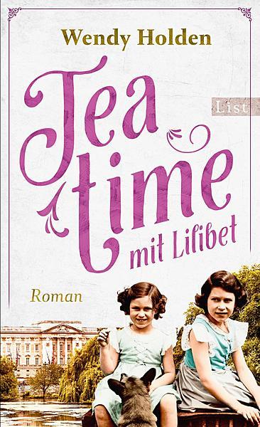 Cover für Teatime mit Lilibet