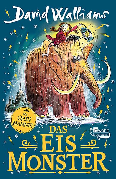 Cover für Das Eismonster