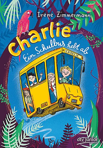 Cover für Charlie – Ein Schulbus hebt ab