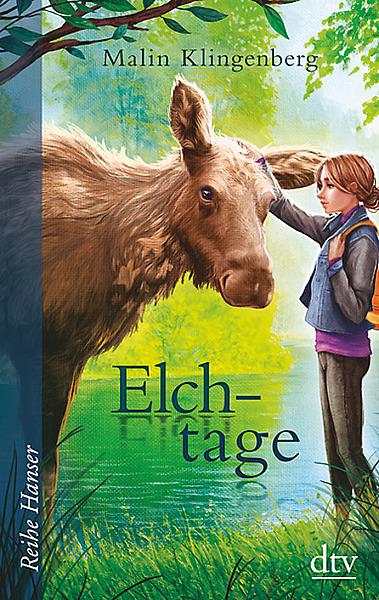 Cover für Elchtage