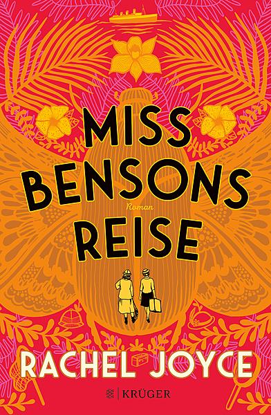 Cover für Miss Bensons Reise
