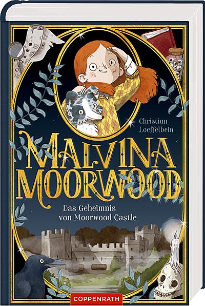 Cover für Malvina Moorwood: Das Geheimnis von Moorwood Castle