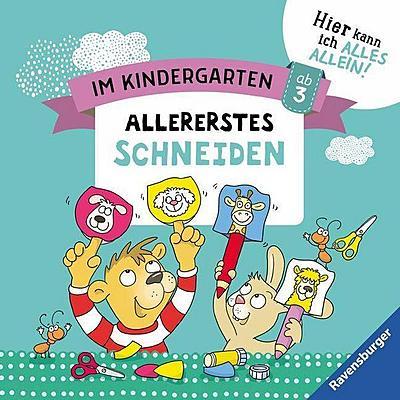 Cover für Im Kindergarten: Allererstes Schneiden