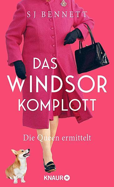 Cover für Das Windsor-Komplott: Die Queen ermittelt