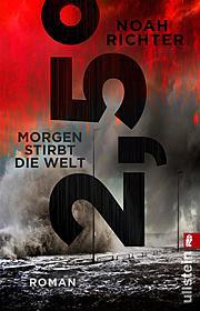 Cover für 2,5 Grad- Morgen stirbt die Welt