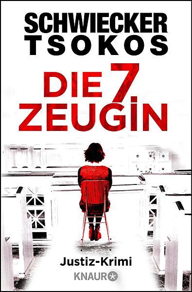 Cover für Die siebte Zeugin