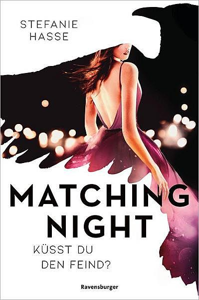 Cover für Matching Night, Band 1: Küsst du den Feind?