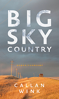 Cover für Big Sky Country