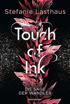 Cover für Touch of Ink, Band 1: Die Sage der Wandler
