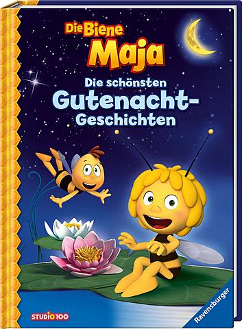 Cover für Die Biene Maja: Die schönsten Gutenachtgeschichten
