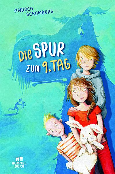 Cover für Die Spur zum 9. Tag