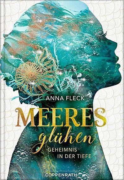 Cover für Meeresglühen: Geheimnis in der Tiefe