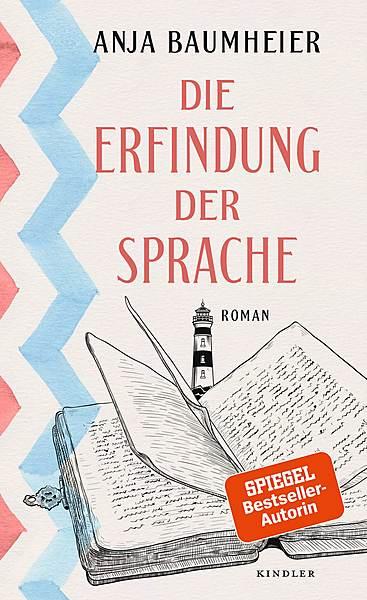 Cover für Die Erfindung der Sprache