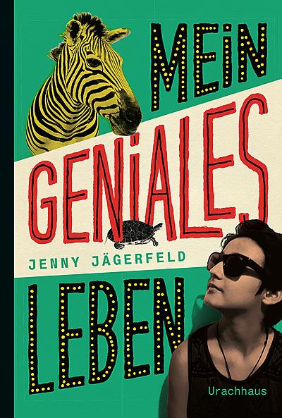Cover für Mein geniales Leben