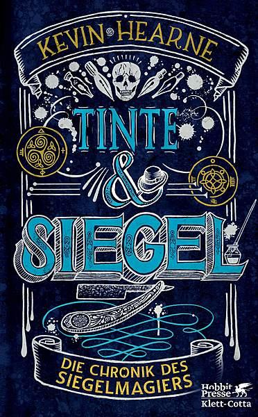 Cover für Tinte & Siegel (Die Chronik des Siegelmagiers 1)