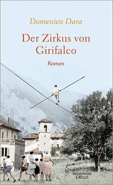 Cover für Der Zirkus von Girifalco