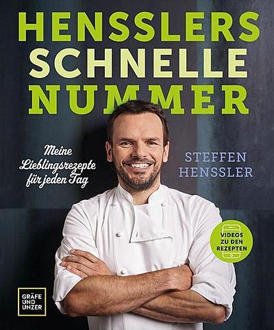 Cover für Hensslers schnelle Nummer (100 neue Rezepte zum Erfolgsformat)
