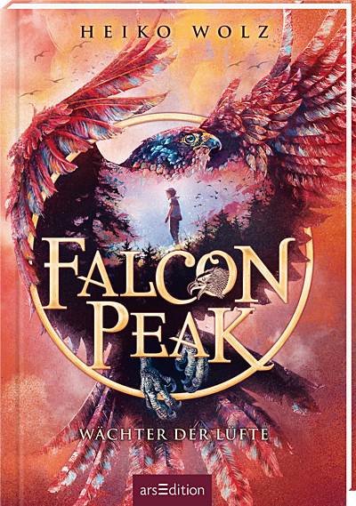 Cover für Falcon Peak - Wächter der Lüfte