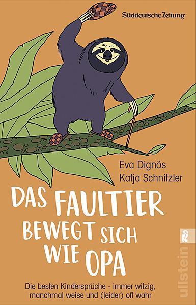 Cover für Das Faultier bewegt sich wie Opa