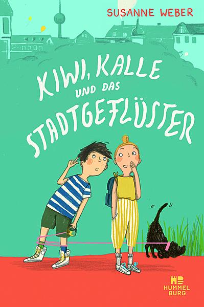Cover für Kiwi, Kalle und das Stadtgeflüster
