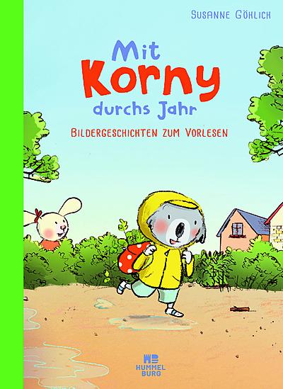 Cover für Mit Korny durchs Jahr