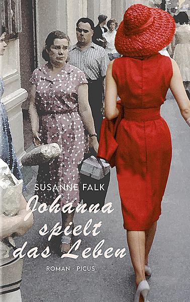 Cover für Johanna spielt das Leben