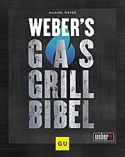 Cover für Weber's Gasgrillbibel