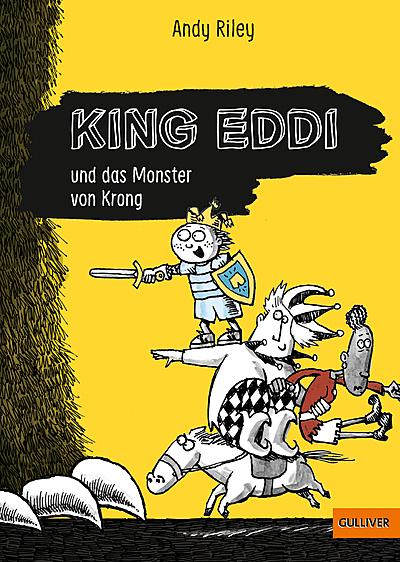 Cover für King Eddi und das Monster von Krong