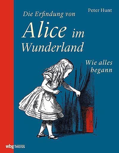 Cover für Die Erfindung von Alice im Wunderland