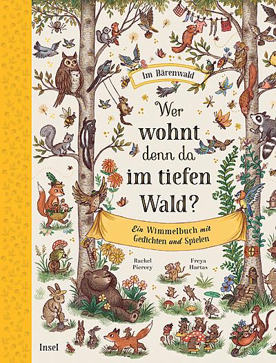 Cover für Wer wohnt denn da im tiefen Wald?