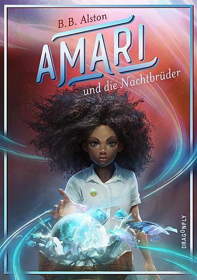 Cover für Amari und die Nachtbrüder