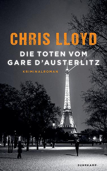 Cover für Die Toten vom Gare d'Austerlitz