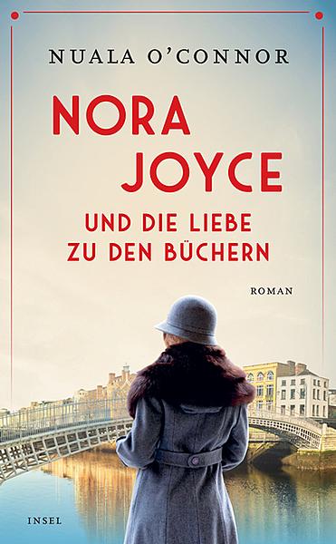 Cover für Nora Joyce und die Liebe zu den Büchern