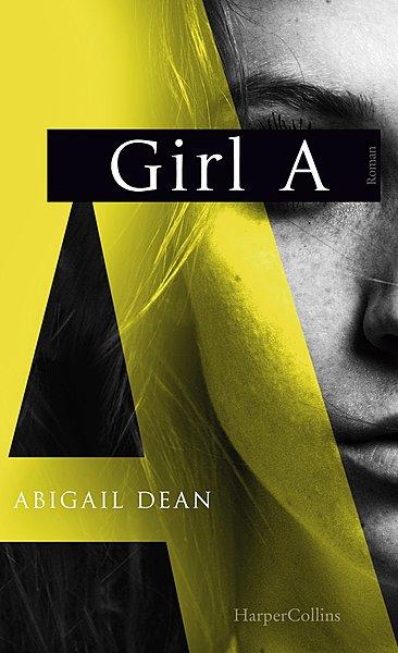 Cover für Girl A