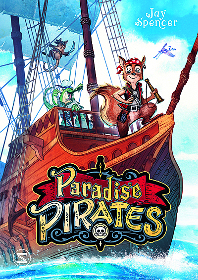 Cover für Paradise Pirates