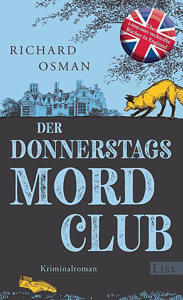 Cover für Der Donnerstagsmordclub