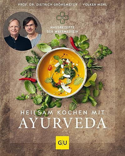 Cover für Heilsam kochen mit Ayurveda